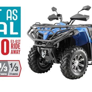 CFMoto - X 500 Farm Spec