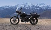 Royal Enfield - Royal Enfield Himalayan