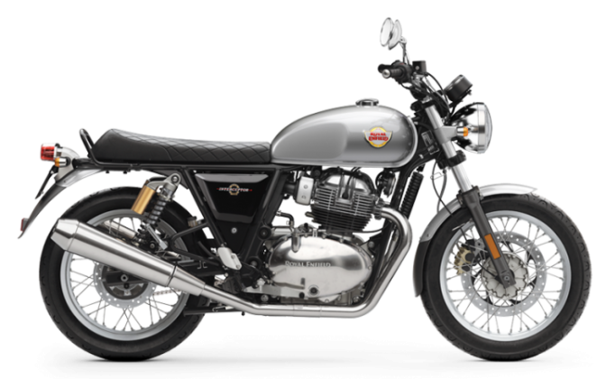 Royal Enfield - Royal Enfield Interceptor 650