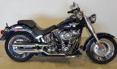 Harley Davidson & Pre-Owned - Harley Davidson Fat Boy 2013
