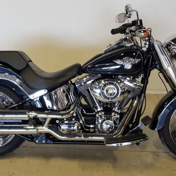 Current Stock - Harley Davidson Fat Boy 2013